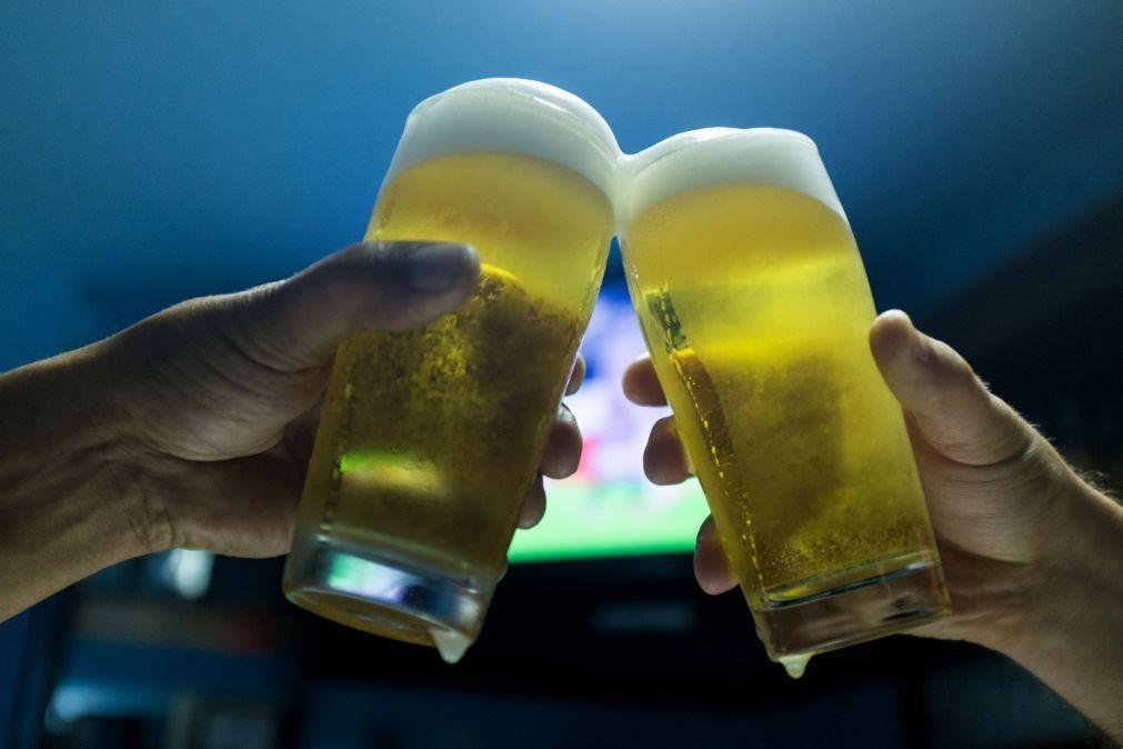 Covid-19: Vendas de cerveja caem 15% e exportações sobem 9% em 2020 em Portugal