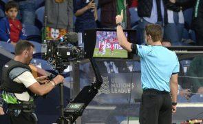 UEFA anuncia videoárbitro no que falta da qualificação para o Mundial2022