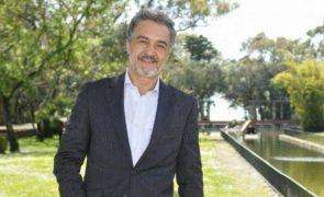 Rogério Samora: afinal, paragem cardiorrespiratória não aconteceu durante gravação da novela