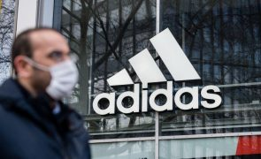 Adidas passa de prejuízo a lucro de 955 ME no 1.º semestre