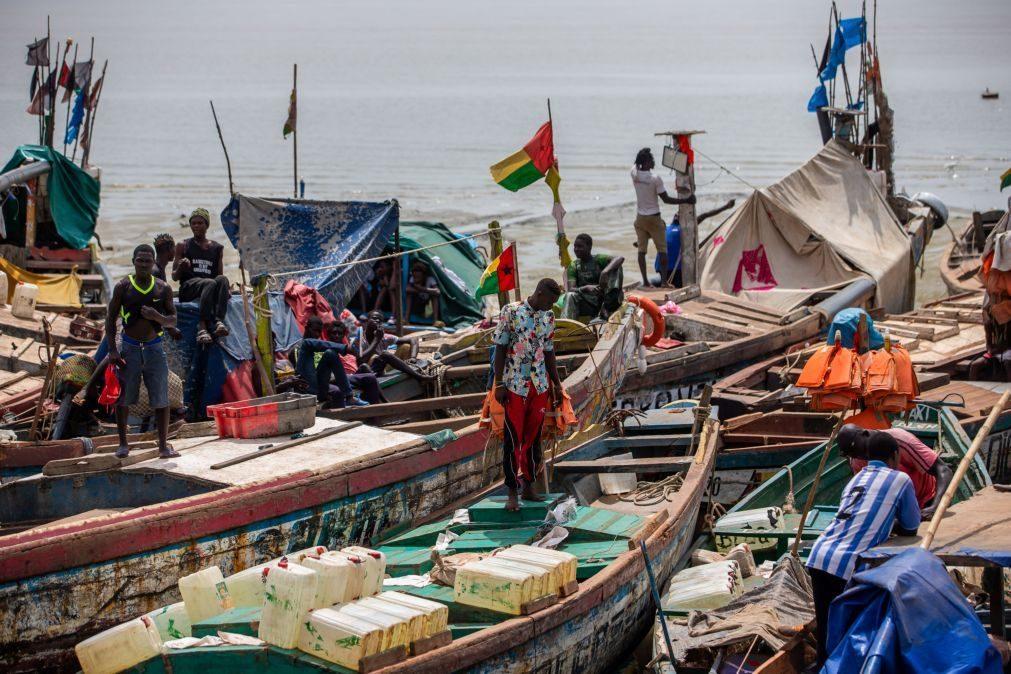 Responsável por fiscalização das pescas na Guiné-Bissau quer mais meios para controlo