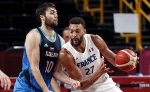 Tóquio2020: França bate Eslovénia e está na final do basquetebol com os EUA