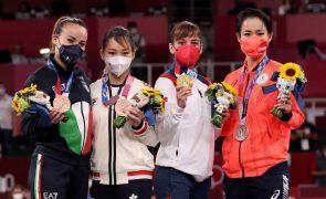 Tóquio2020: Sandra Sanchéz e Steven da Costa primeiros campeões de karaté