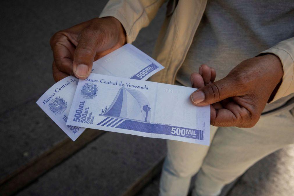 Venezuela elimina seis zeros à moeda e cria o bolívar digital