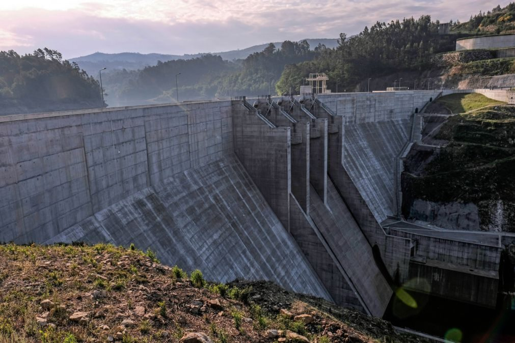 Redução da atividade das barragens recua produção da EDP