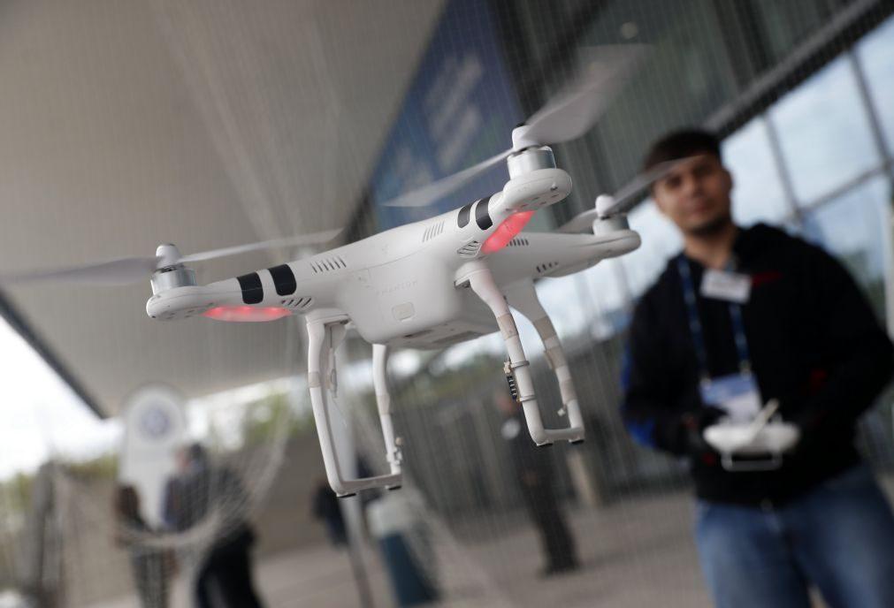 Governo avança até ao final do mês com registo obrigatório dos 'drones'