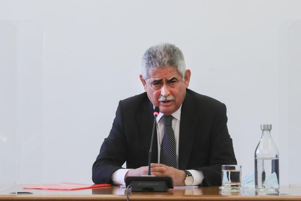 Cartão vermelho: Juiz aceita caução de dois imóveis e 240 mil euros de Vieira