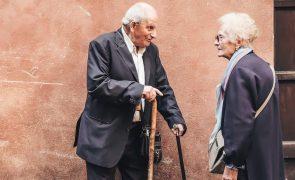 Covid-19: Portugal com 53 surtos ativos em lares de idosos