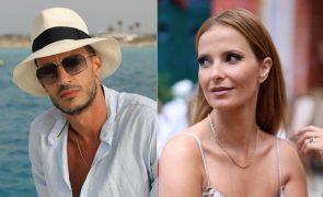 Ruben Rua e Cristina Ferreira É oficial! Apresentadora e manequim estão de férias juntos (Fotos)
