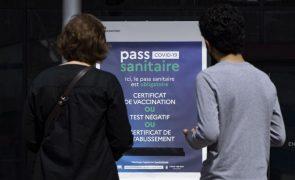 Covid-19: França com 26.460 novos casos e 52 mortos nas últimas 24 horas