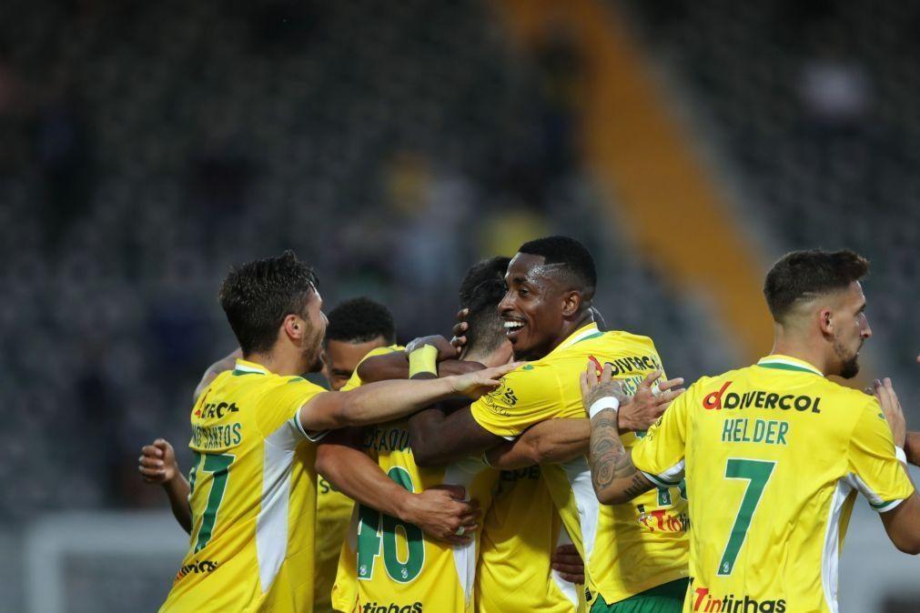 LCE: Paços de Ferreira goleia Larne e dá passo importante rumo ao 'play-off'