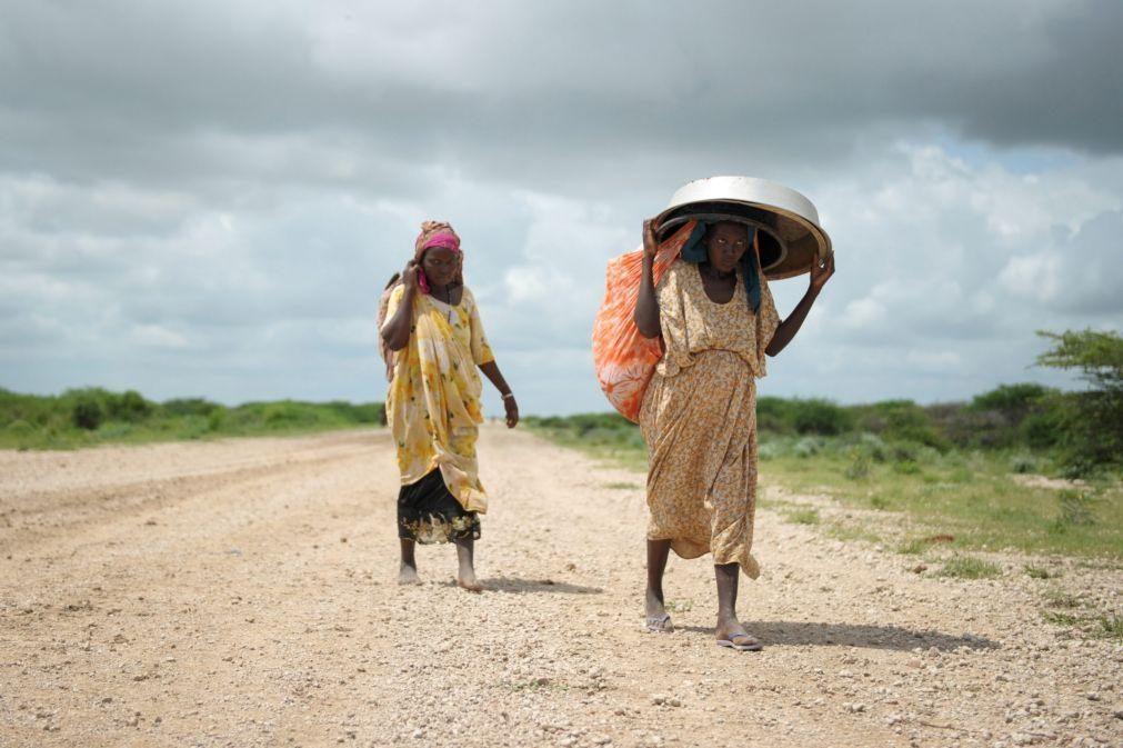 Nações Unidas preocupadas com aumento alarmante de violência sexual na Somália