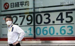 Bolsa de Tóquio abre a ganhar 0,56%