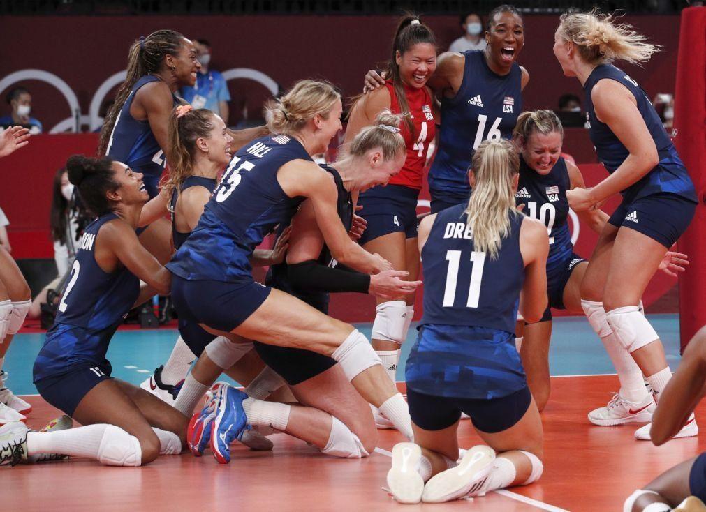 Tóquio2020: EUA vencem voleibol de praia feminino, April Ross conquista terceira medalha
