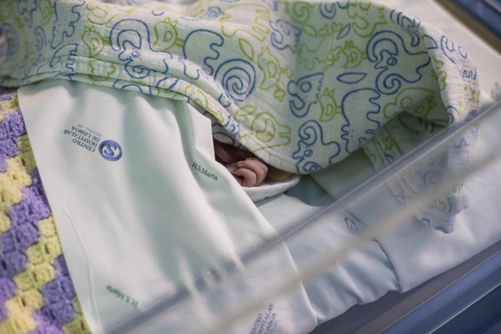 População: Nascimentos caem 25% nas últimas duas décadas em Portugal com exceção do Algarve
