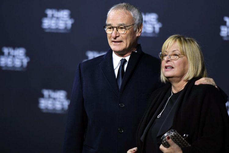 Claudio Ranieri supera Fernando Santos como melhor treinador do mundo em 2016