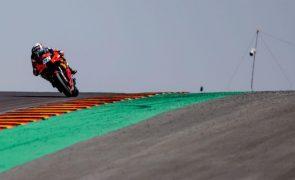 Miguel Oliveira sofreu queda nos treinos livres do GP da Estíria