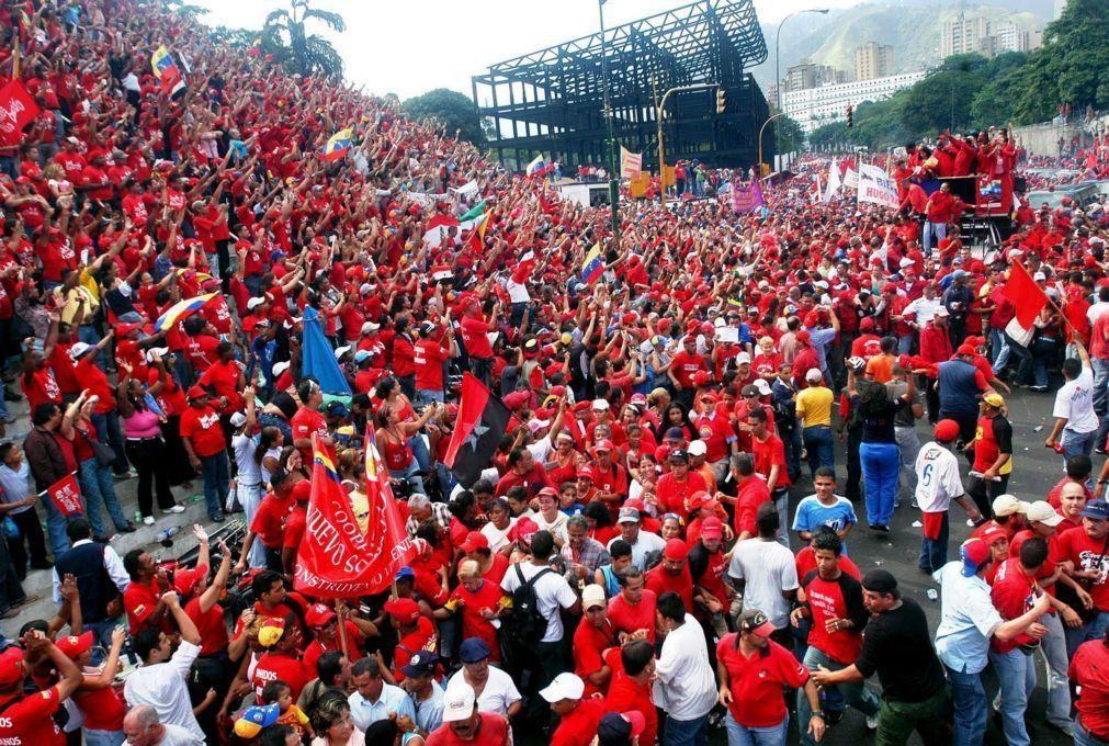 Venezuela: Partido do Governo vai eleger candidatos às próximas eleições