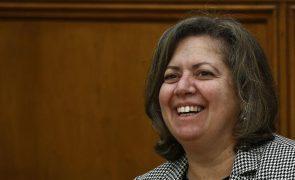 Ana Paula Vitorino assume liderança da AMT na segunda-feira