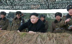 Chuva intensa na Coreia do Norte destrói mais de 1.000 casas e força 5.000 pessoas a fugir