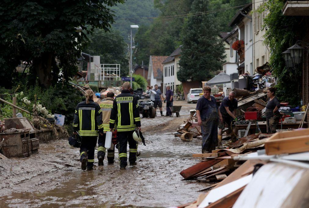 Justiça alemã abre investigação por homícidio negligente devido a inundações