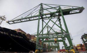 Porto de Sines em 21.º nos 25 principais portos de contentores da Europa em 2019