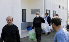 Covid-19: Médicos de saúde pública pedem cautela com surtos em lares