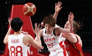 Tóquio2020: EUA e surpreendente Japão na final do basquetebol feminino