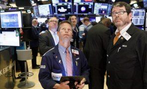 Bolsas europeias em baixa, à espera do relatório do emprego dos EUA
