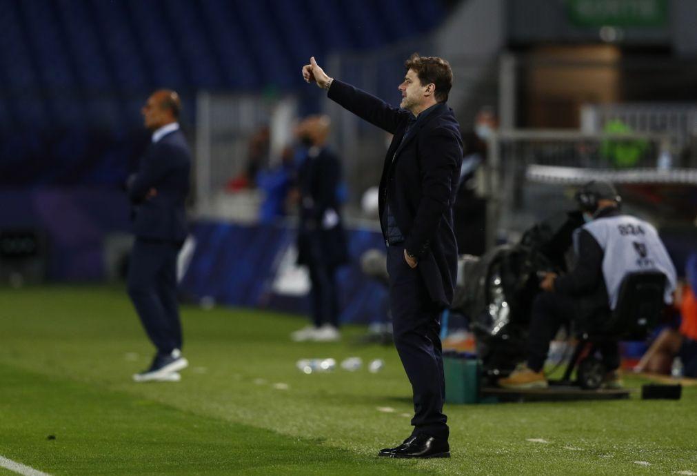 Pochettino diz que Messi