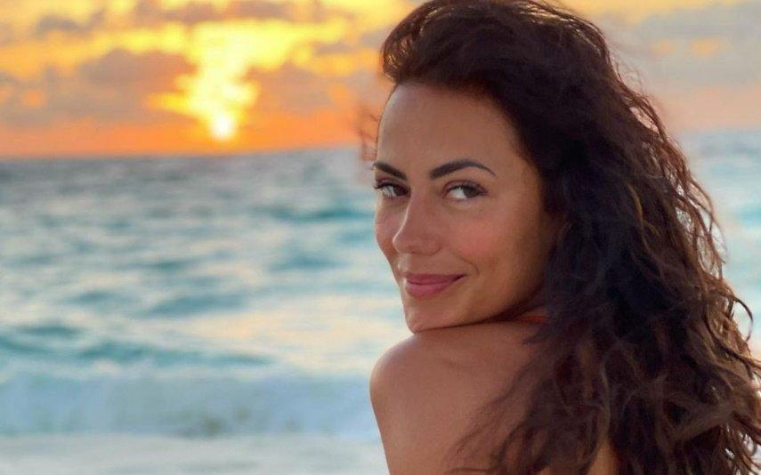 Sofia Ribeiro mostra mais uma sequela do cancro da mama