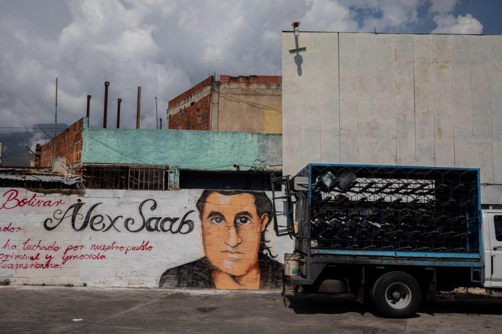 Venezuela: Defesa lamenta ausência de Saab em audiência no Tribunal Constitucional de Cabo Verde