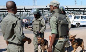 Polícia moçambicana detém 15 malauianos por imigração ilegal