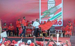 Partido no poder em Moçambique saúda ganhos do acordo de paz com a Renamo