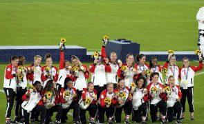 Tóquio2020: Canadá conquista primeira medalha de ouro no futebol feminino
