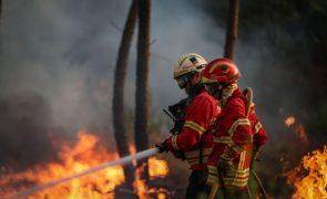 Dominado um dos incêndios que lavrava em Loulé, outro ainda ativo