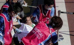 Tóquio2020: Sara Moreira desmaiou após cumprir 21 quilómetros na maratona