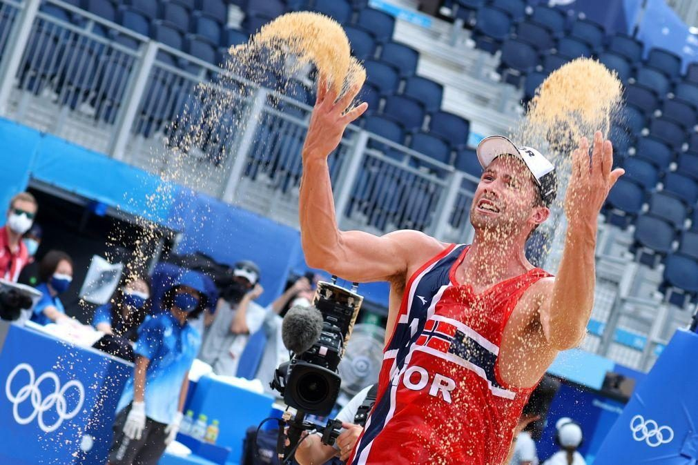 Tóquio2020: Noruega conquista o ouro no voleibol de praia masculino