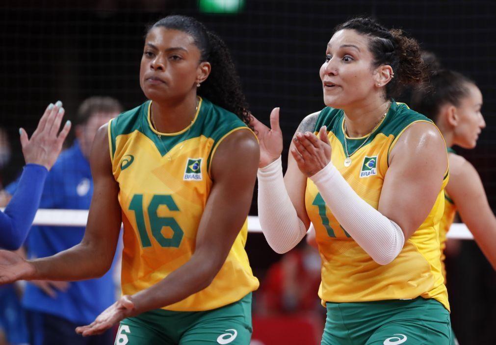 Tóquio2020: Brasileira Tandara Caixeta afastada da final de voleibol por doping