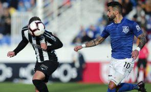 Médio Tiago Silva reforça Vitória de Guimarães após deixar gregos do Olympiacos