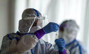 Covid-19: Mil idosos em lares estão por vacinar