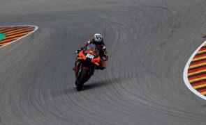 Miguel Oliveira parte de 12.º para o GP da Estíria de MotoGP apesar de fissura
