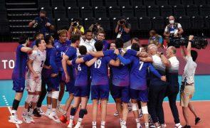 Tóquio2020: França vence Rússia e ganha primeiro ouro olímpico no voleibol