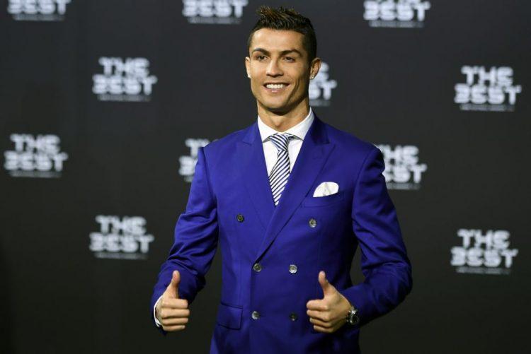 Cristiano Ronaldo eleito melhor do mundo em 2016