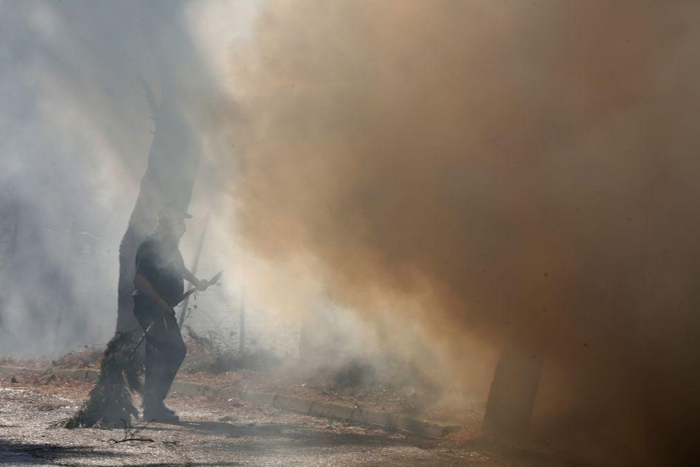 França envia três hidroaviões e uma equipa de bombeiros para ajudar Grécia
