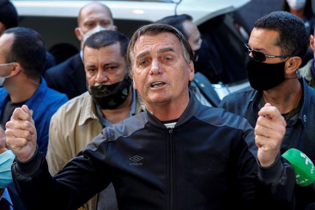 Bolsonaro avisa que Supremo Tribunal não