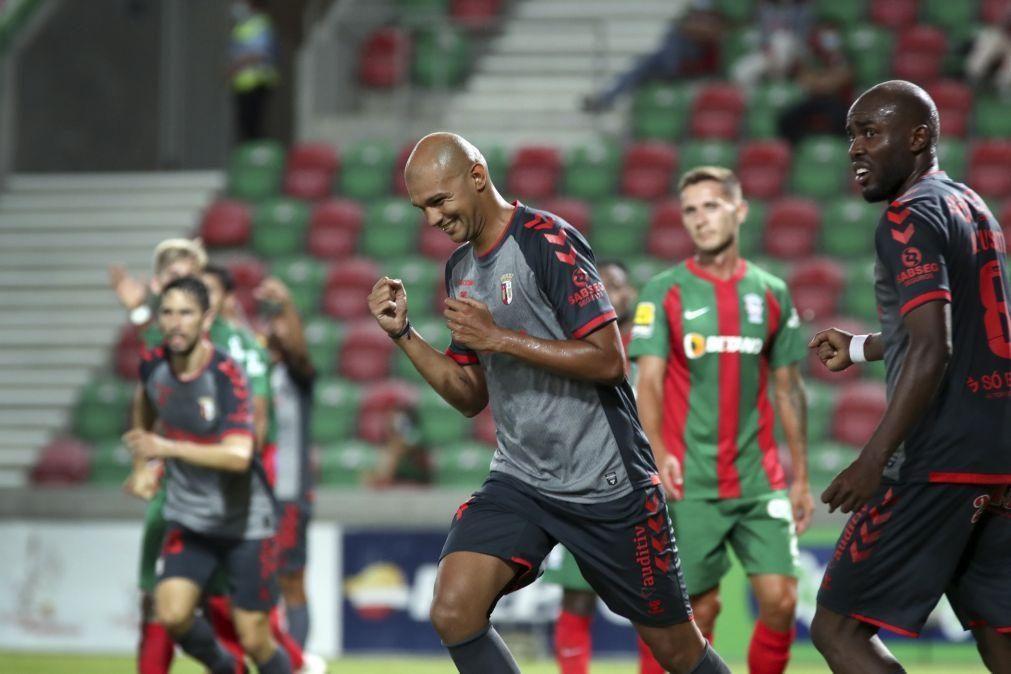 Braga arranca Liga com triunfo ao vencer Marítimo na Madeira