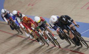 Tóquio2020: Maria Martins sétima classificada no omnium de ciclismo de pista