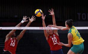 Tóquio2020: Estados Unidos conquistam primeiro ouro no voleibol feminino