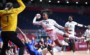 Tóquio2020: França conquista primeiro ouro no andebol feminino